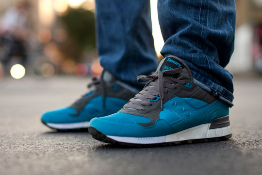 "Solebox x Saucony – Shadow 5000 ""Three Brothers"" Pack"