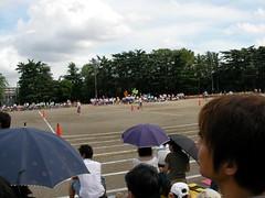 蕨市立一中体育祭