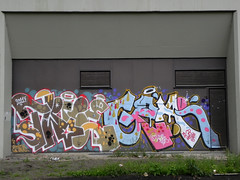 graffiti (wojofoto) Tags: holland amsterdam graffiti nederland gear netherland twice wolfgangjosten wojofoto