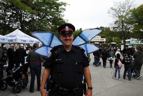 Fairy Police Officer