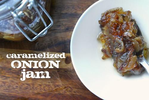 caramelized onion jam