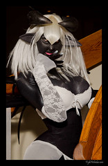DragonCon 2011 - Female Drow (madmarv00) Tags: atlanta georgia nikon cosplay dungeonsanddragons dd dragoncon drow d7000 kylenishiokacom dragoncon2011