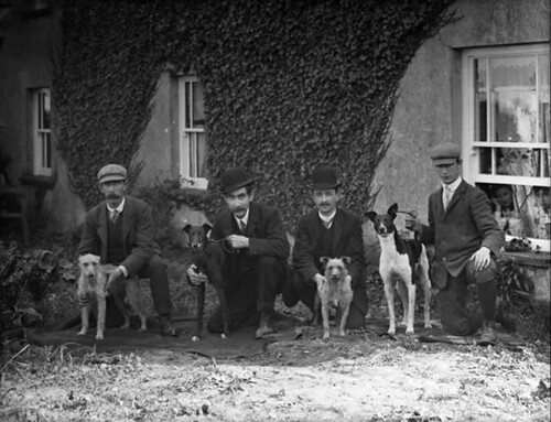 Do dog owners grow to look like their dogs? by National Library of Ireland on The Commons