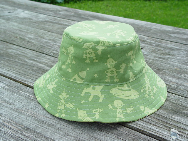 connor's hat, view 2