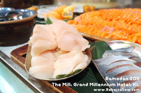 Ramadan buffet - The Mill, Grand Millennium Hotel-37