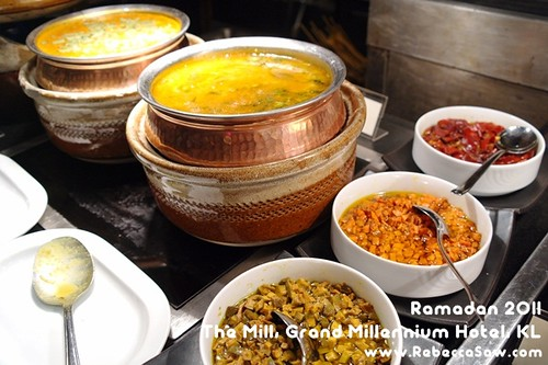 Ramadan buffet - The Mill, Grand Millennium Hotel-18