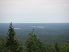 A view from the Lauhanvuori viewing tower (mrmanq) Tags: landscape maisema sota lauhanvuori summitsontheair oh6fqi ohjs032 lauhanvuorenkansallispuisto lauhanvuorinationalpark