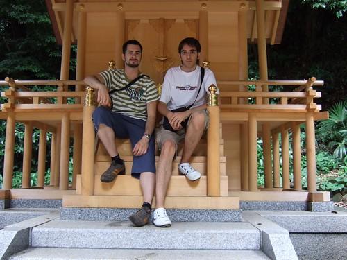 0639 - 12.07.2007 -  Kamakura Templo perdido