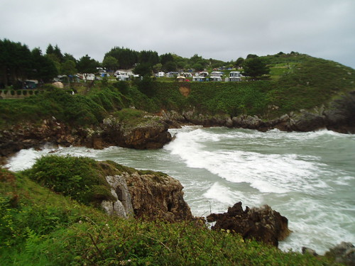 Playa de Troenzo en Asturias