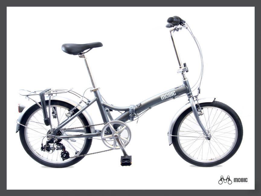 Mobic 415ATR Commuter portable folding bike