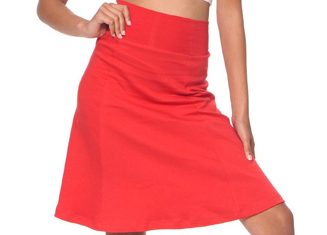 falda american apparel