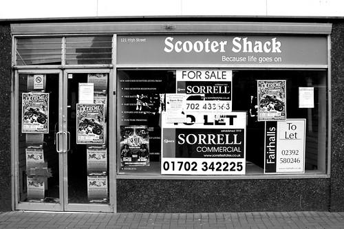 Scooter Shack, High St, Gosport