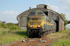 6019+6086, Anor (F) (RobbyH83) Tags: 60 ccm anor momignies reeks60 l156 carriredewallers