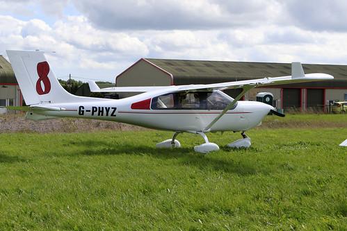 G-PHYZ- Jabiru J430_  Dunkswell