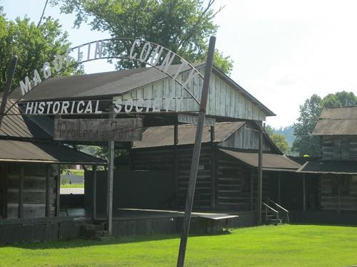 Prater's Fort - Salyersville, Ky.