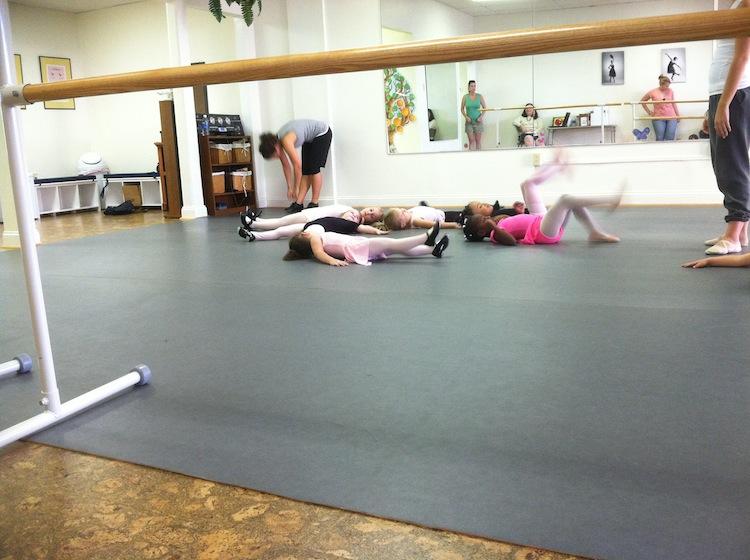 Mabry First Dance Class