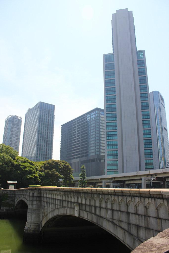 A walking guide of Hamamatsucho  (9)