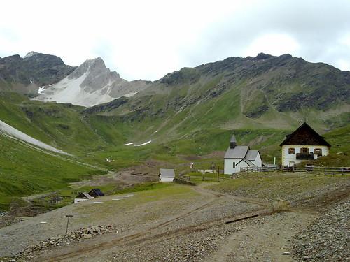 Die Knappensiedlung am Schneeberg