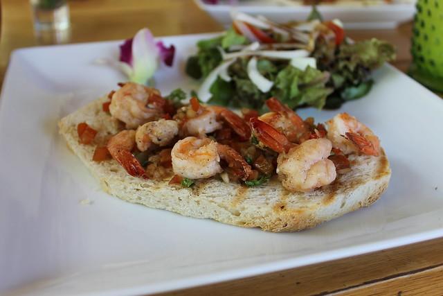Shrimp sammich