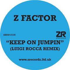 JOEY NEGRO, Z FACTOR, LUIGI ROCCA - KEEP ON JUMPIN\