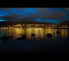 (Steve Desko) Tags: longexposure nightphotography canada vancouver nikon columbia seawall british stanleypark nikond90 nikkor55200mmvr