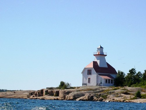 lighthouse - Snug Harbour, Georgian Bay