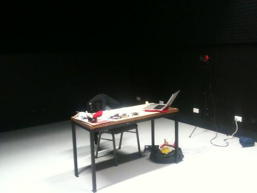 DMC setup