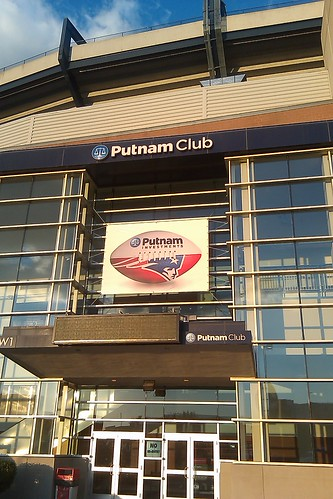Putnam Club at Gillette Stadium