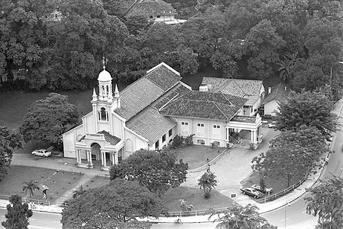 Orchard Road Presbyterian Church - 1976