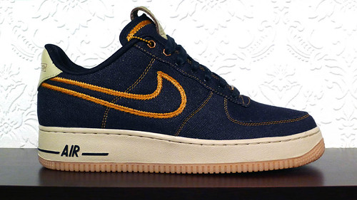 Nike Airforce 1 low premium denim