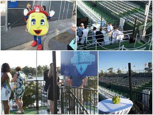 Washington Kastles, DC Tennis Team, DC Corporate DJ, The Wharf in Washington DC, Kastles Stadium