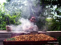 All Smoke, No Fire (Suman Chatterjee) Tags: india canon streetphotography kolkata calcutta victoriamemorial howrahbridge indiatravel rabindrasetu kumortuli canong9 travellingphotography unseenindia sumanchatterjee