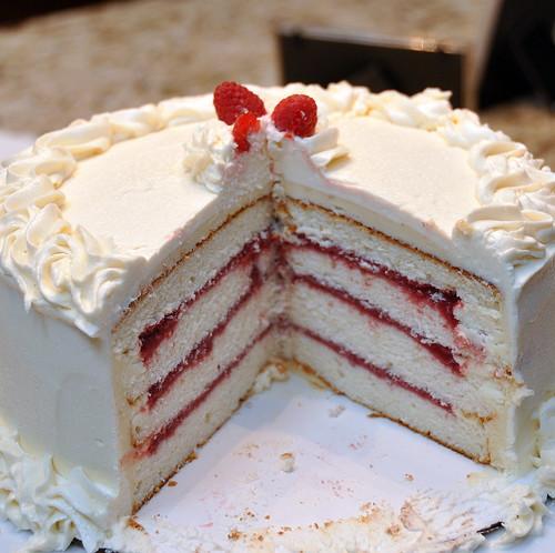 Lemon Raspberry Layer Cake – The Way to His Heart