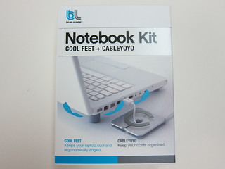 Bluelounge Notebook Kit