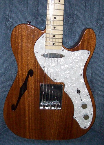 Squier Thinline 3
