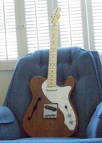 Squier Thinline 1