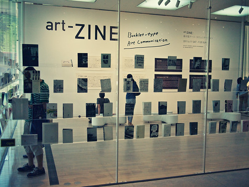 "2011-08-16 ""art-ZINE"" at 21st Century Museum of Contemporary Art"