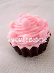 cupcake soap (AROMAS E ESSNCIAS by Dani Johansson) Tags: cupcake sabonete sabonetes sabonetepersonalizado cupakesoap