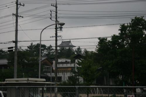 Iga Ueno ninja castle