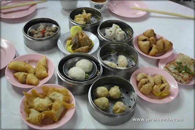 Ming Court Dim Sum @ Ipoh - Our Ordered Dim Sum