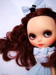 Dorothy Gale face up (luz natural)