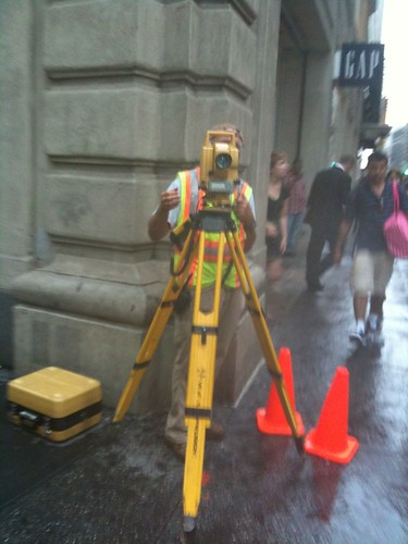 Surveyor, 42nd St.