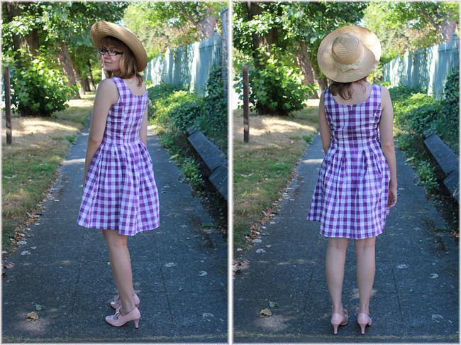 Sweet Gingham Duo