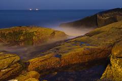 narragansett bay at night-4 (enjoiskate8) Tags: nightphotography ri usa paint aug warwick blackrock 2011