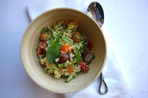 Quinoa Tabouleh I