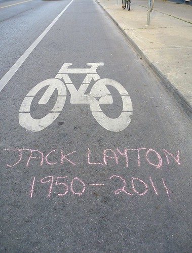 P1090638 Harbord Street Tribute to Jack Layton