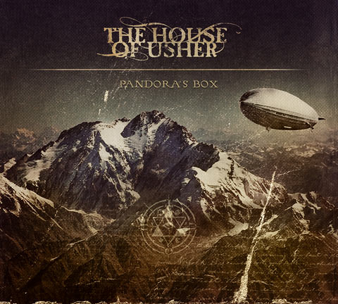 THE HOUSE OF USHER: Pandora´s Box (Equinoxe 2011)