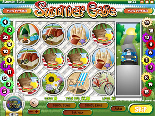 Summer Ease Free Spins
