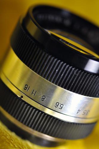 FUJINON-M 6.3cm F3.5