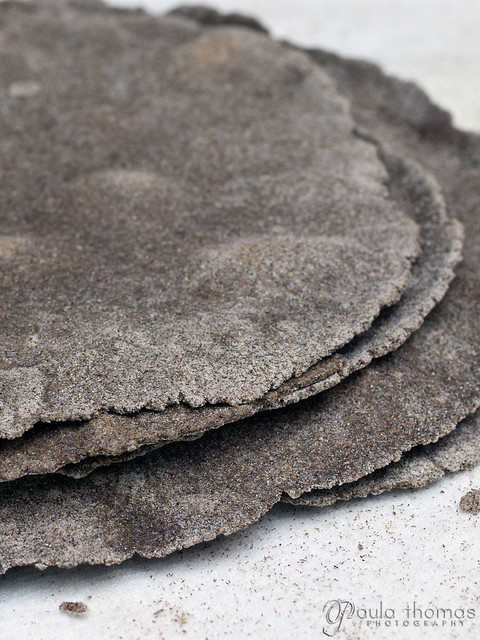 Buckwheat Tortillas